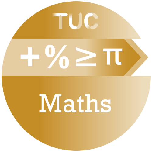 Maths Badge