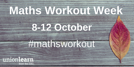 #mathsworkout week is here