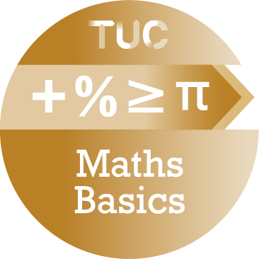 Maths basics badge