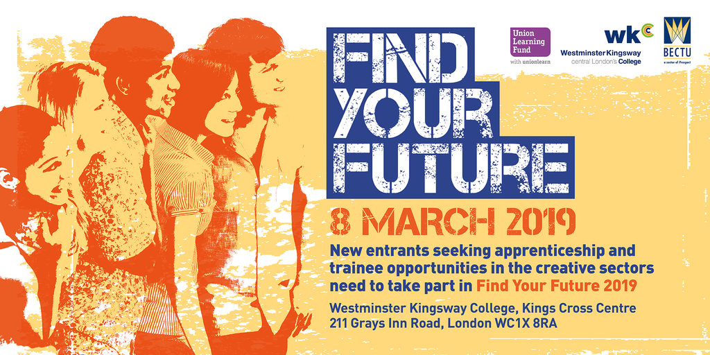 BECTU apprenticeship event