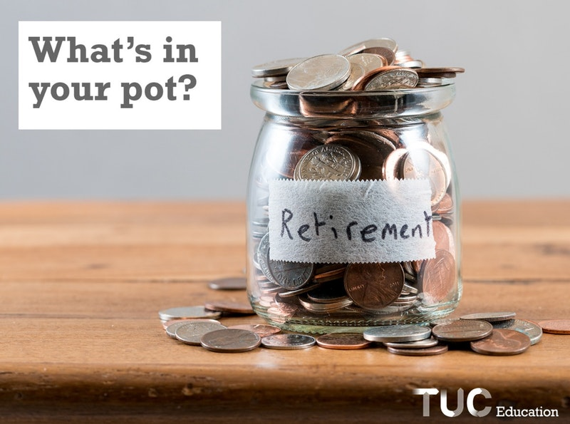 TUC Education webinar explores pensions