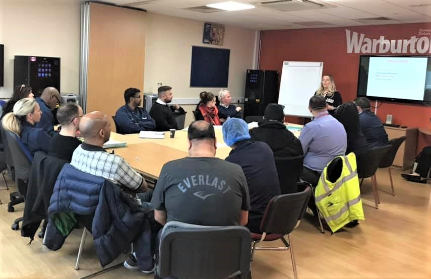 BFAWU Mental Health course