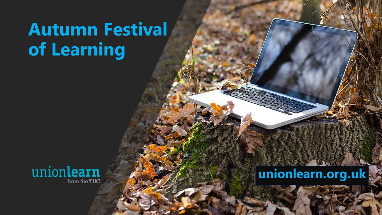 Unionlearn Autumn Festival of Learning
