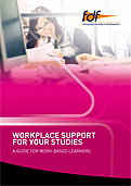 Workplace Support for your Studies cover