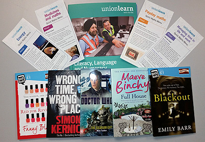 Maths and English resources ©unionlearn