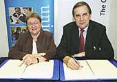 Open University sign MOU with unionlearn