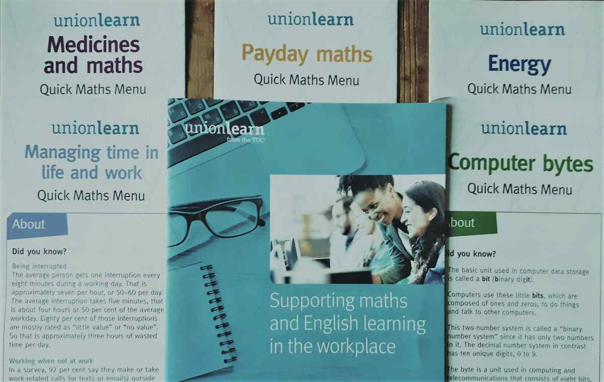 Unionlearn resources add up to better maths   Unionlearn