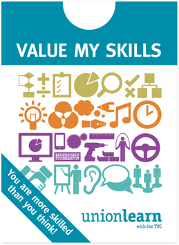 Value my Skills card game