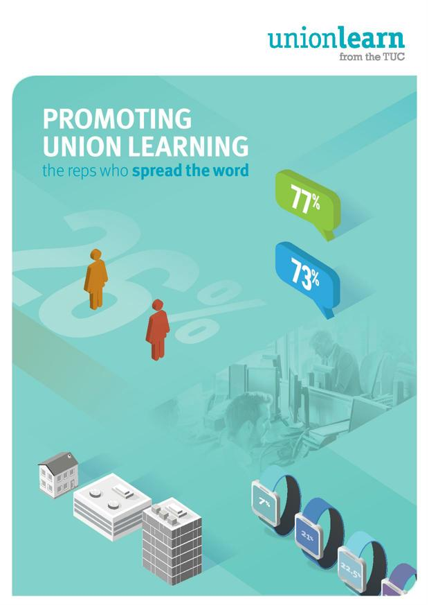 Promoting Union Learning: the reps who spread the word
