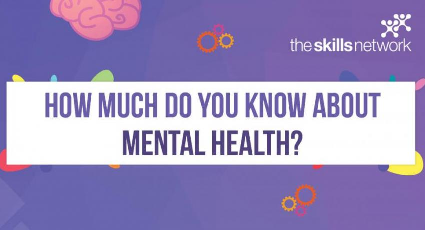mental health message banner